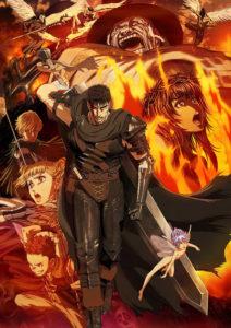 Berserk anime 2016 - nuova locandina