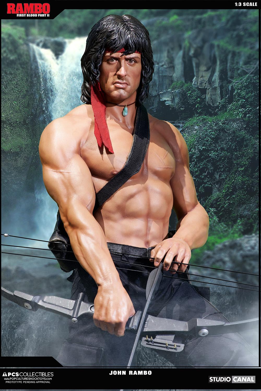 Rambo 1 Elicottero : Info e foto pop culture shock john rambo quot la