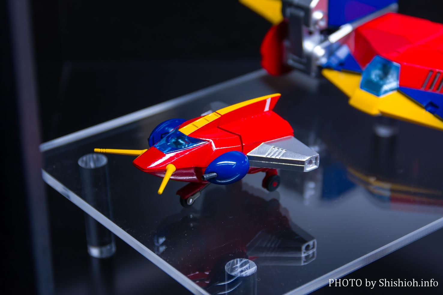 Gundam Planet - DX Soul of Chogokin Combattler V