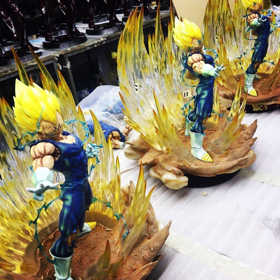 "[Info E Foto] Tsume-Art: Majin Vegeta HQS+ ""Packaging"
