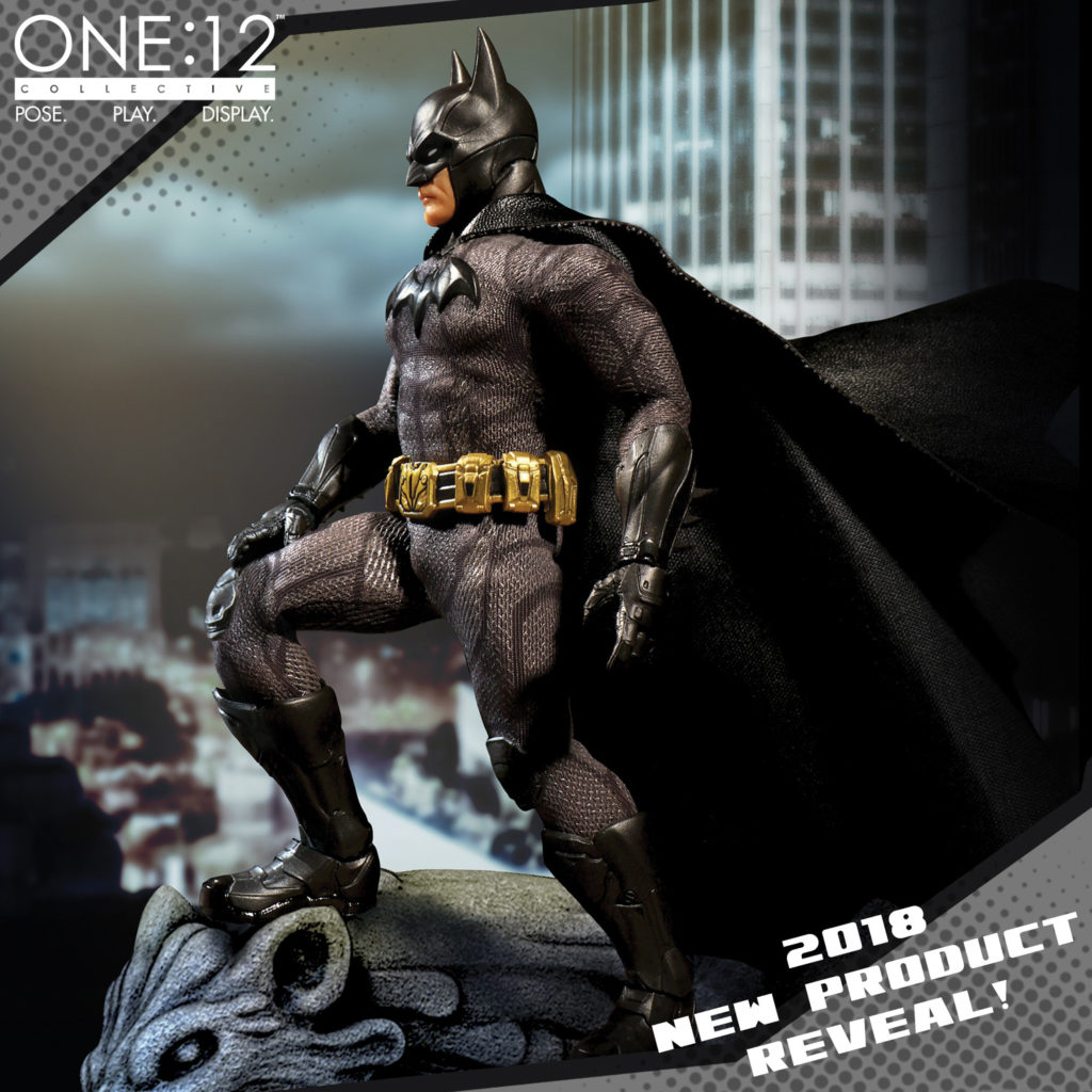 MEZCO ONE:12 collettivo BATMAN CAVALIERE SUPREMO