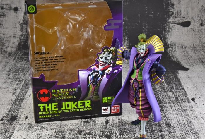 Preview Bandai Devil Joker Demon King Of The Sixth