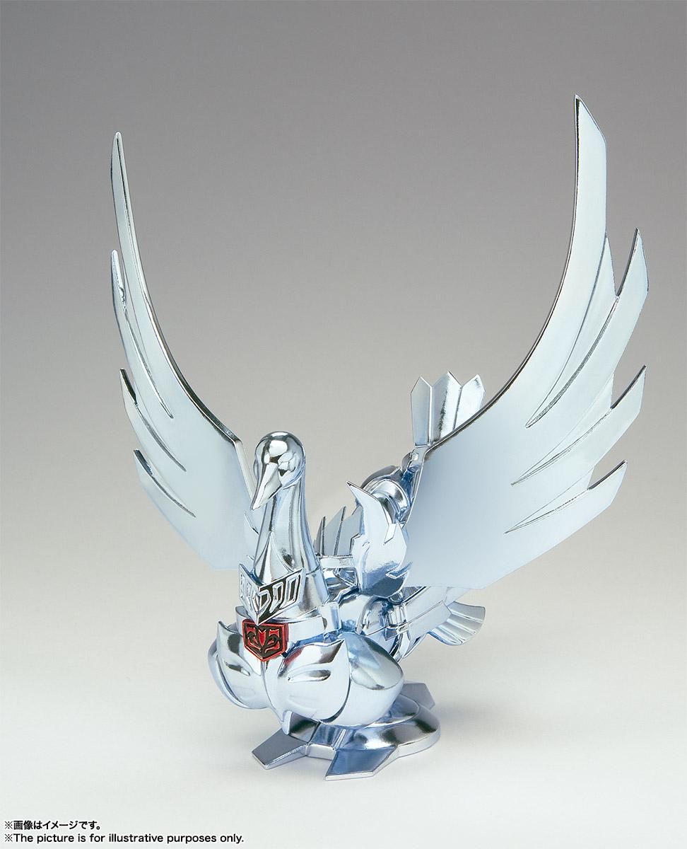 Bandai Saint Seiya Cloth Myth Cygnus Hyoga V1 Revival Edition First Bronze